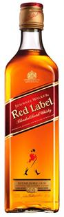 Johnnie Walker Scotch Red Label 375ml